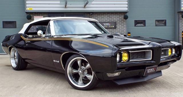 Pontiac Unlisted