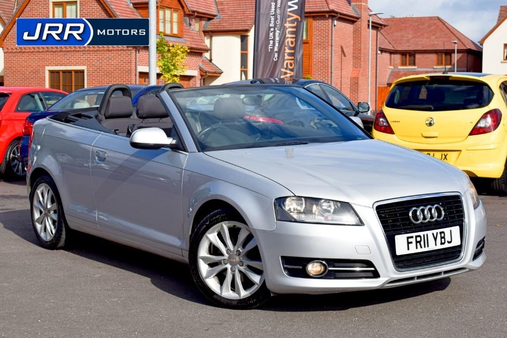 used Audi A3 TDI SPORT in chorley-lancashire