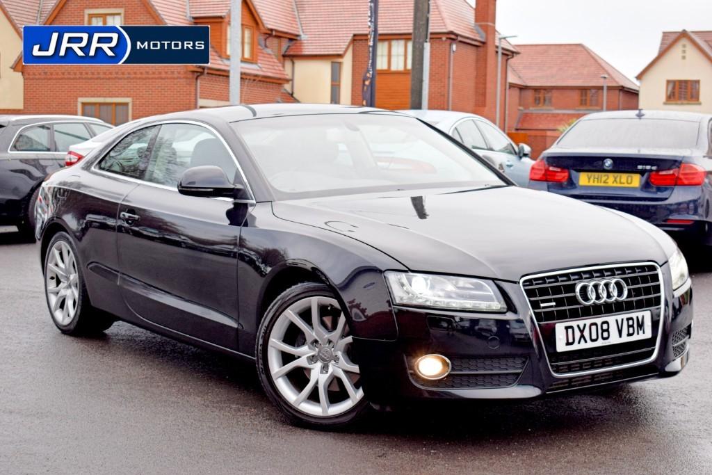 used Audi A5 TDI QUATTRO SPORT in chorley-lancashire