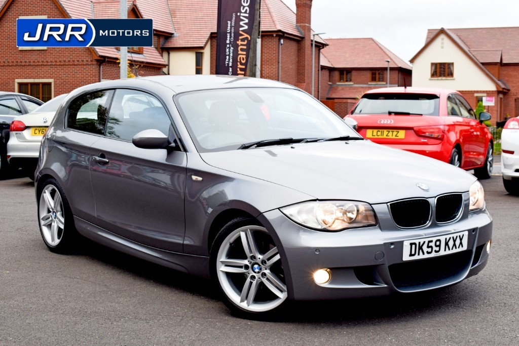 used BMW 116d M SPORT in chorley-lancashire