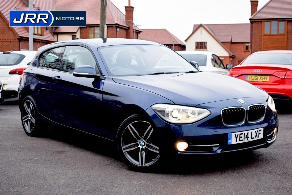 used BMW 116d SPORT in chorley-lancashire