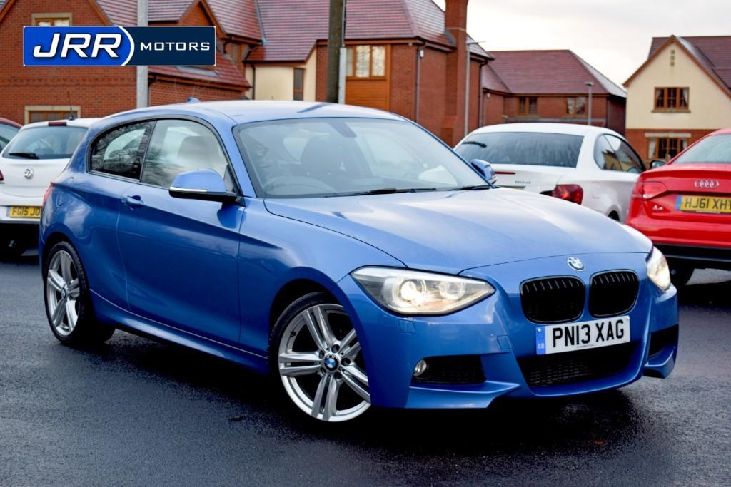 used BMW 116i M SPORT in chorley-lancashire