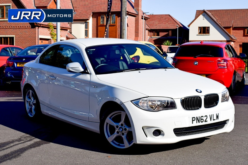 used BMW 118d EXCLUSIVE EDITION in chorley-lancashire