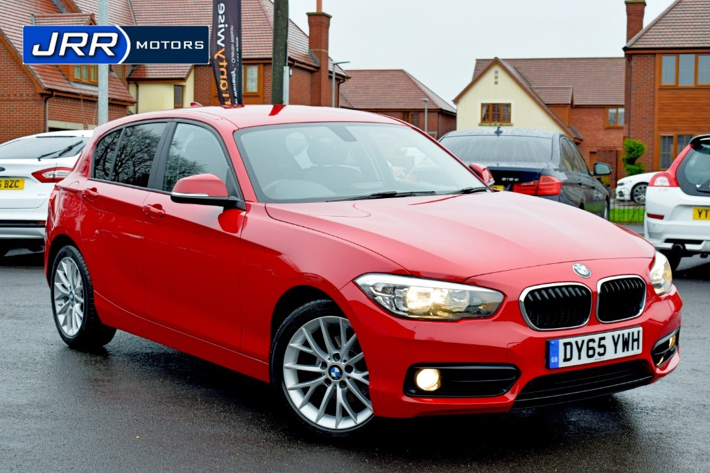 used BMW 118d SPORT in chorley-lancashire