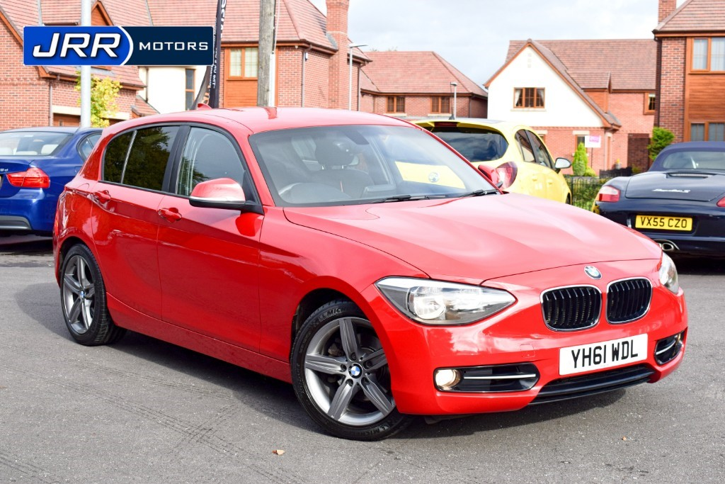 used BMW 120d SPORT in chorley-lancashire