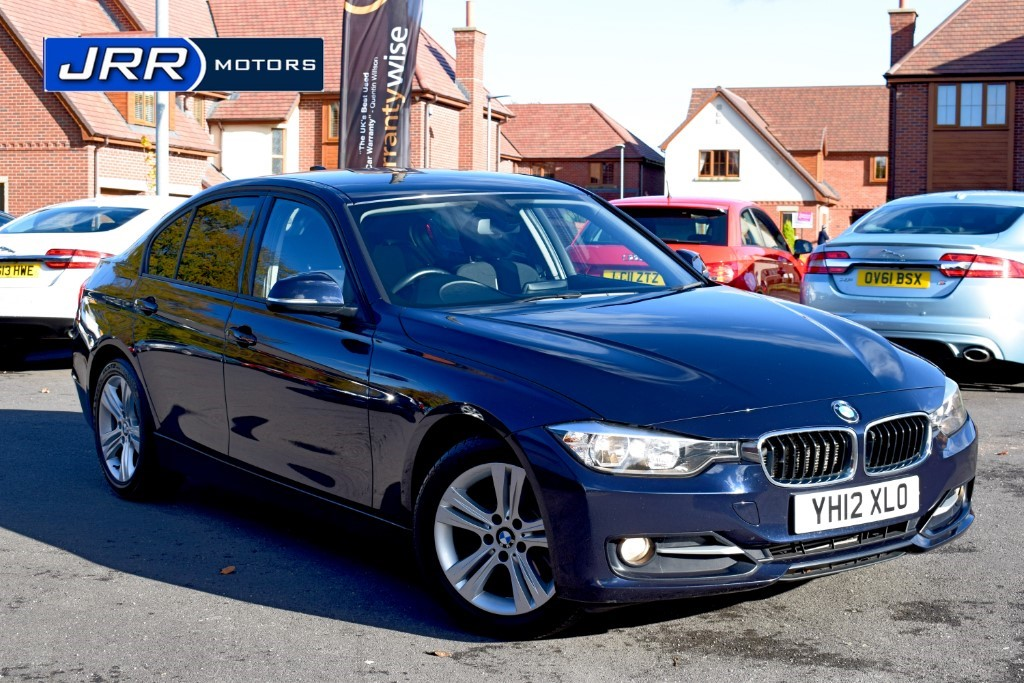 used BMW 316d SPORT in chorley-lancashire