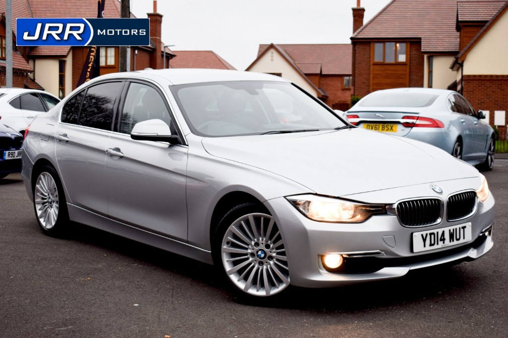 used BMW 320d LUXURY in chorley-lancashire