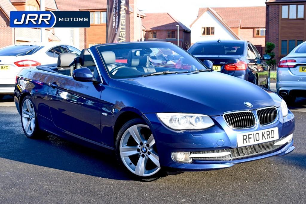 used BMW 320i SE in chorley-lancashire
