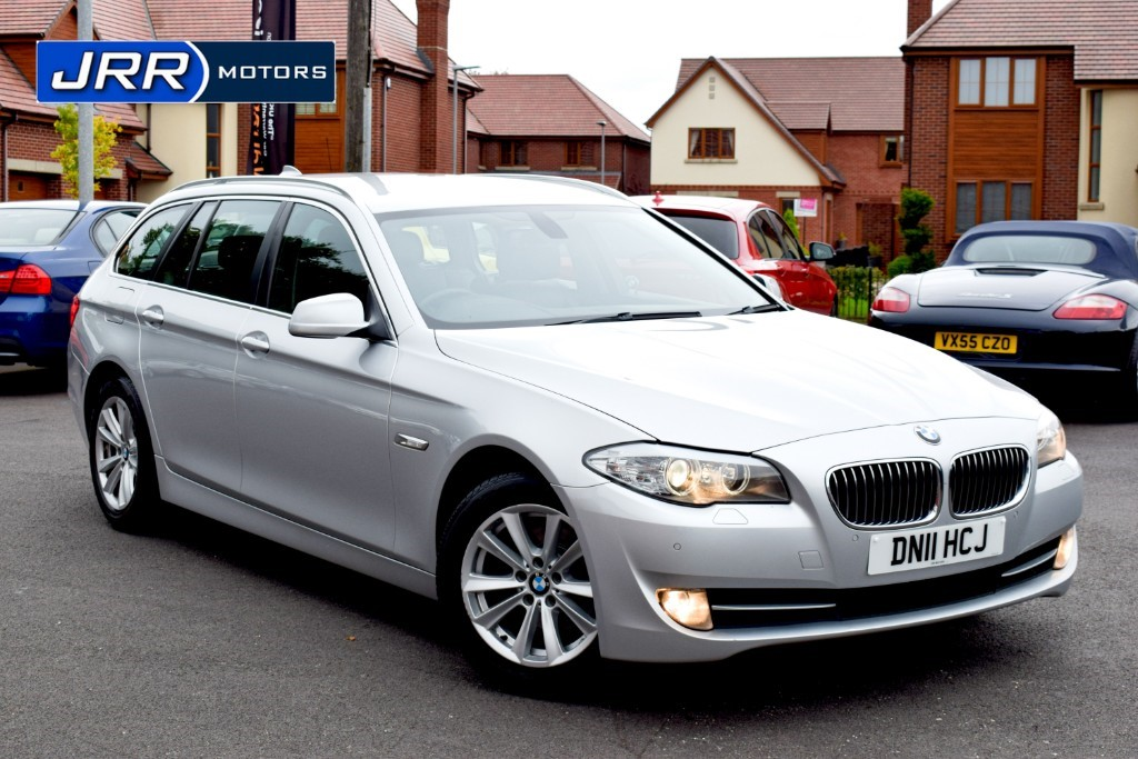 used BMW 520d SE TOURING in chorley-lancashire