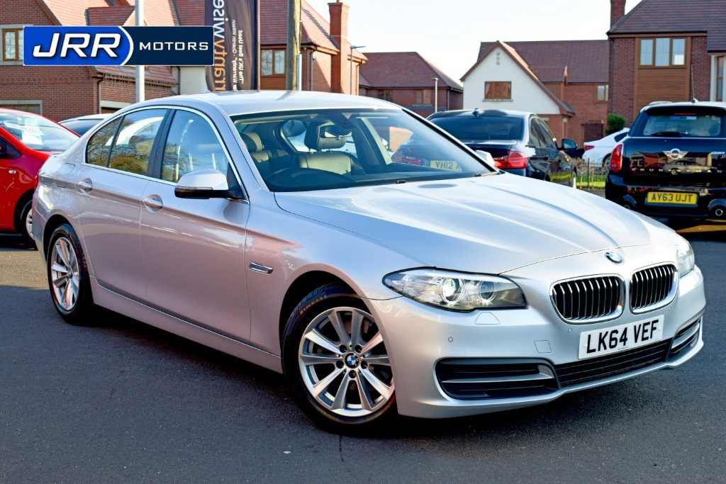 used BMW 520d SE in chorley-lancashire