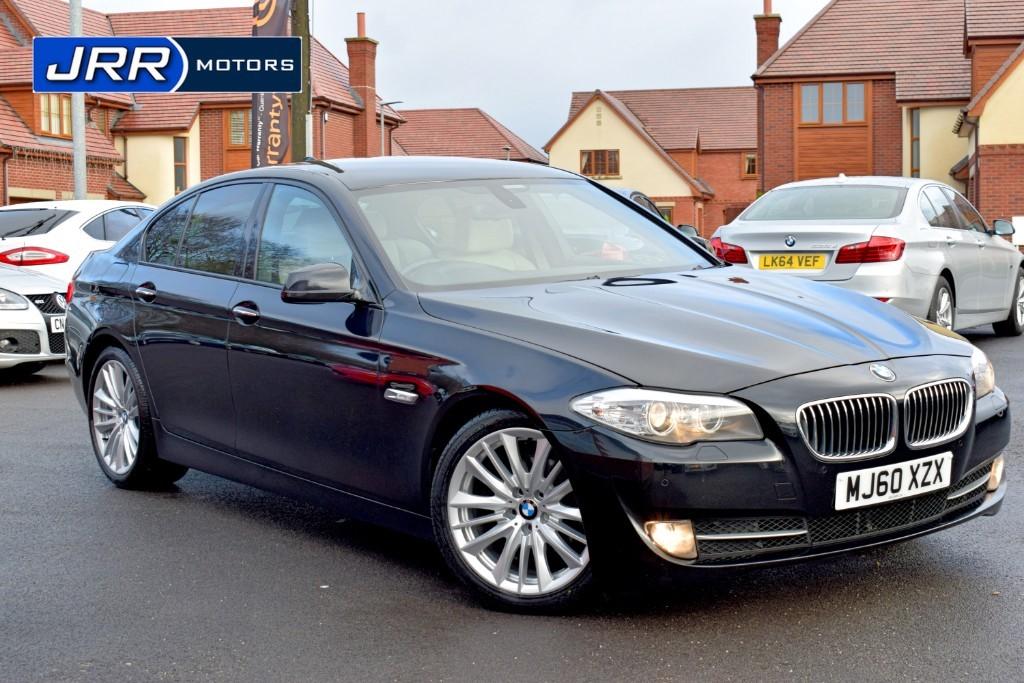 used BMW 523i SE in chorley-lancashire