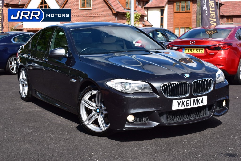 used BMW 525d 525D M SPORT in chorley-lancashire