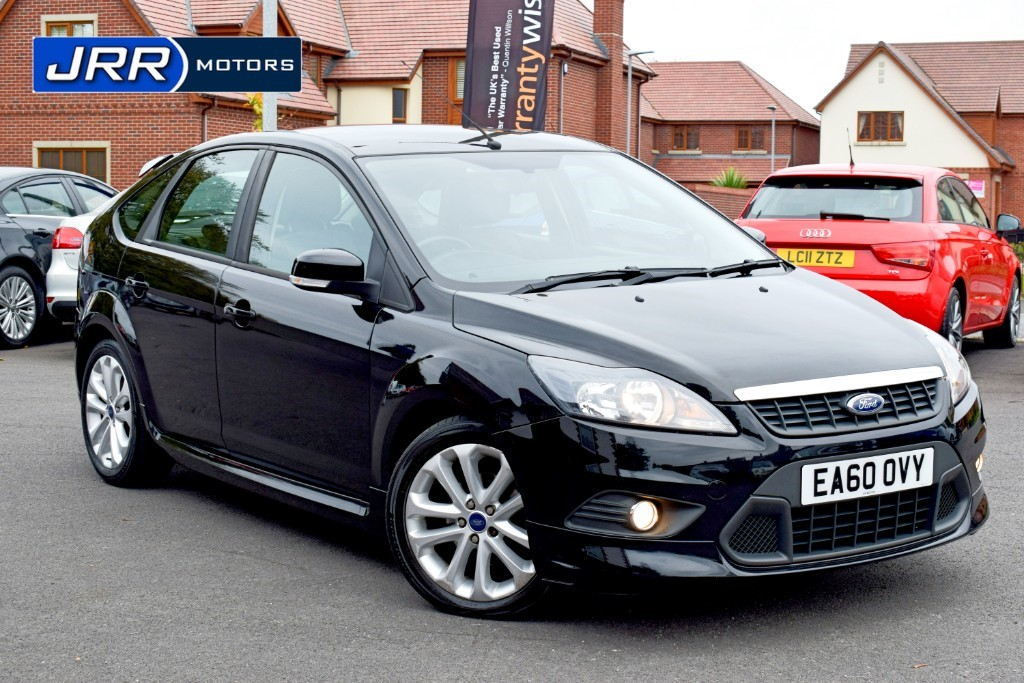 used Ford Focus ZETEC S TDCI in chorley-lancashire