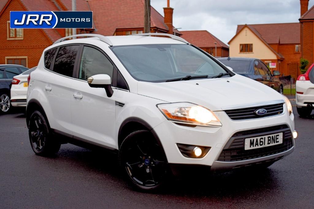 used Ford Kuga TITANIUM TDCI in chorley-lancashire