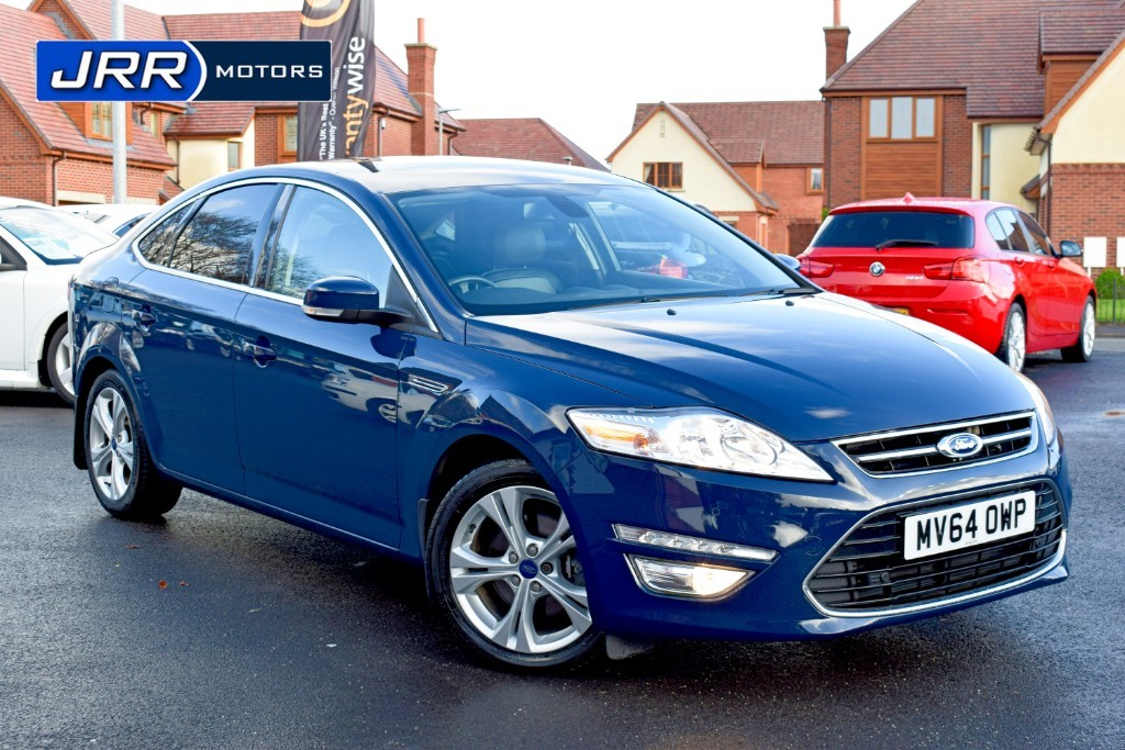 used Ford Mondeo TITANIUM X BUSINESS EDITION TDCI in chorley-lancashire