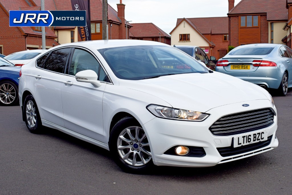 used Ford Mondeo ZETEC in chorley-lancashire