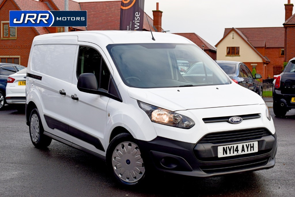 used Ford Transit Connect 210 P/V in chorley-lancashire