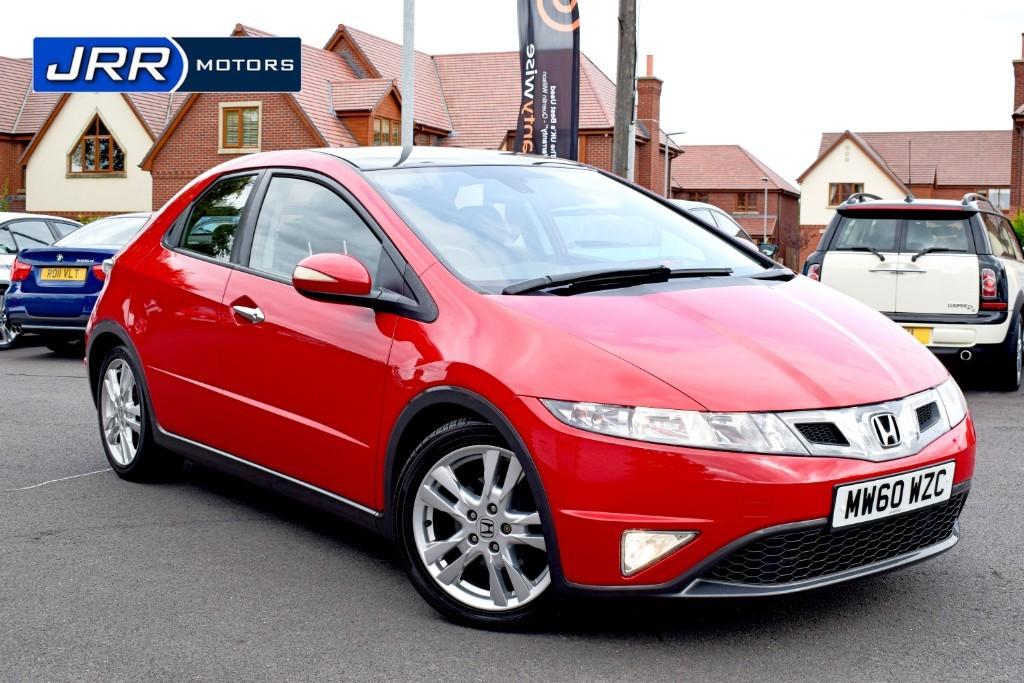 used Honda Civic I-VTEC ES in chorley-lancashire