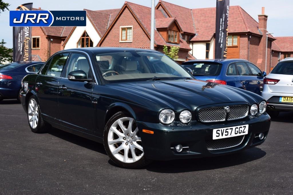 used Jaguar XJ SOVEREIGN V6 in chorley-lancashire