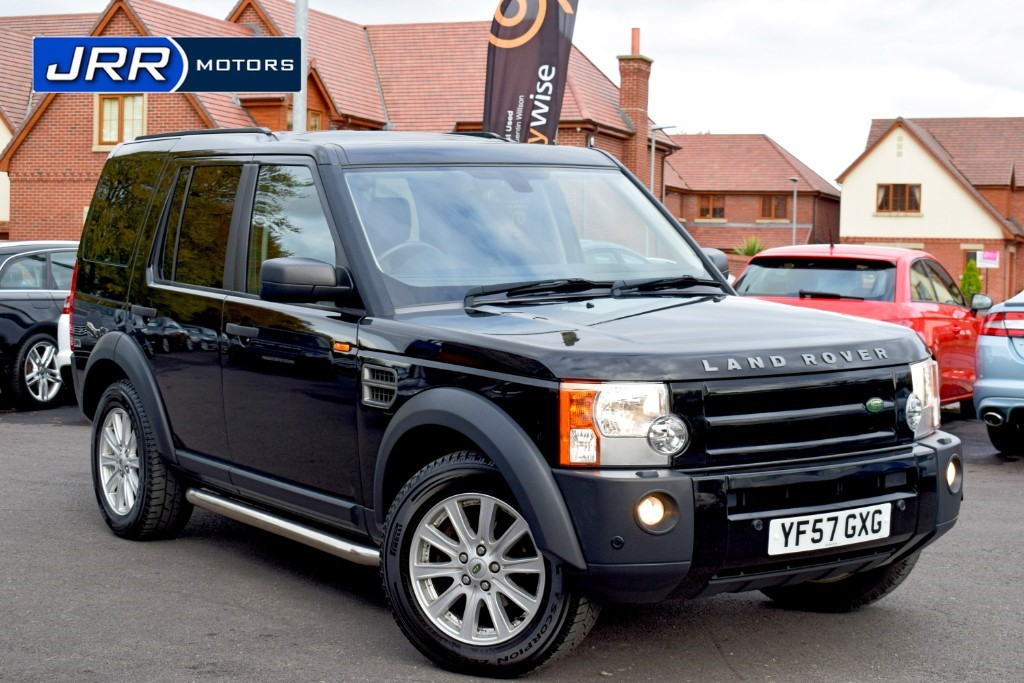 used Land Rover Discovery TDV6 SE E4 in chorley-lancashire