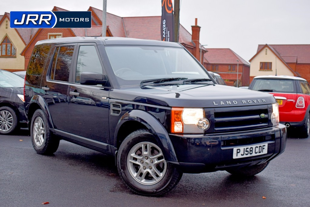 used Land Rover Discovery 3 TDV6 GS in chorley-lancashire