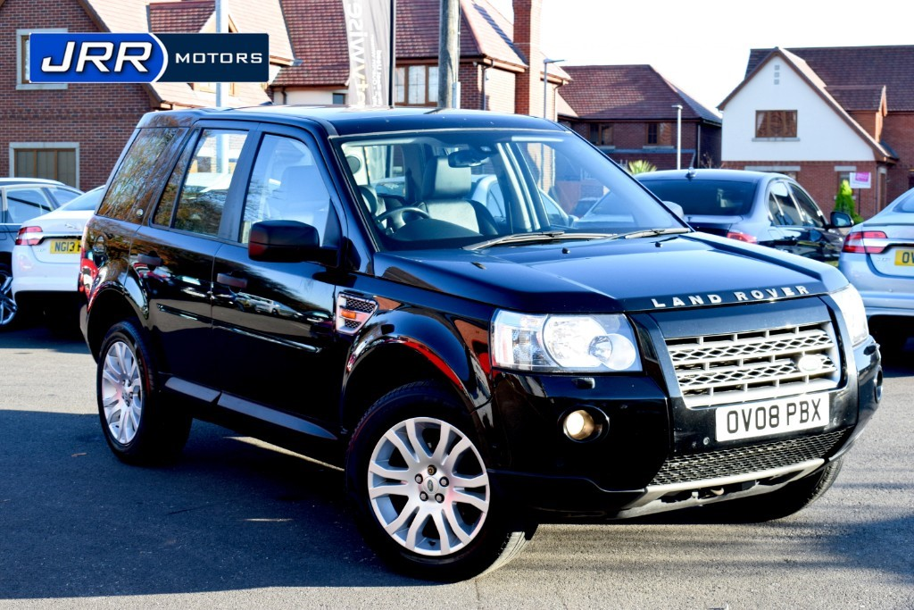 used Land Rover Freelander TD4 HSE in chorley-lancashire