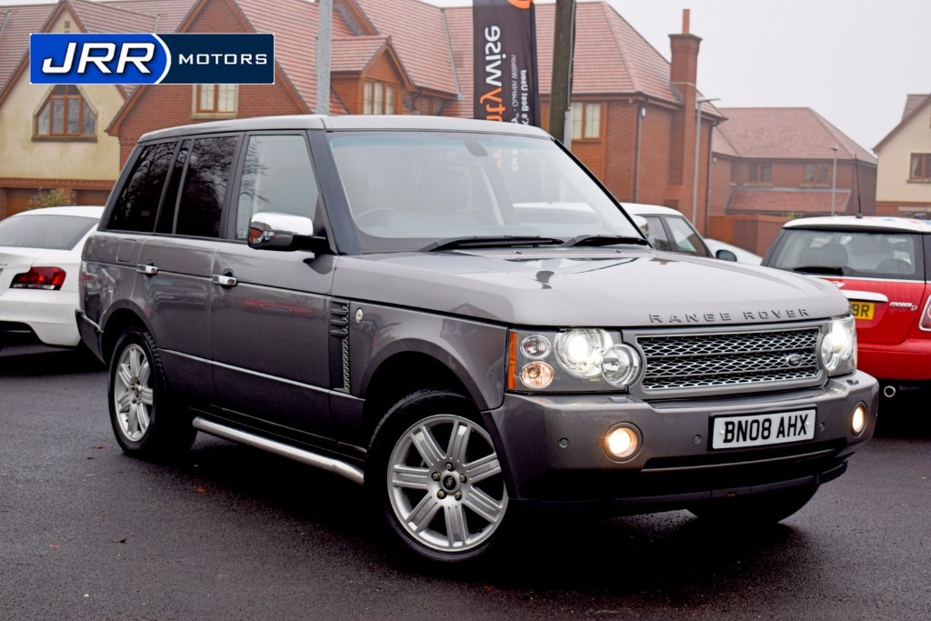 used Land Rover Range Rover TDV8 HSE in chorley-lancashire