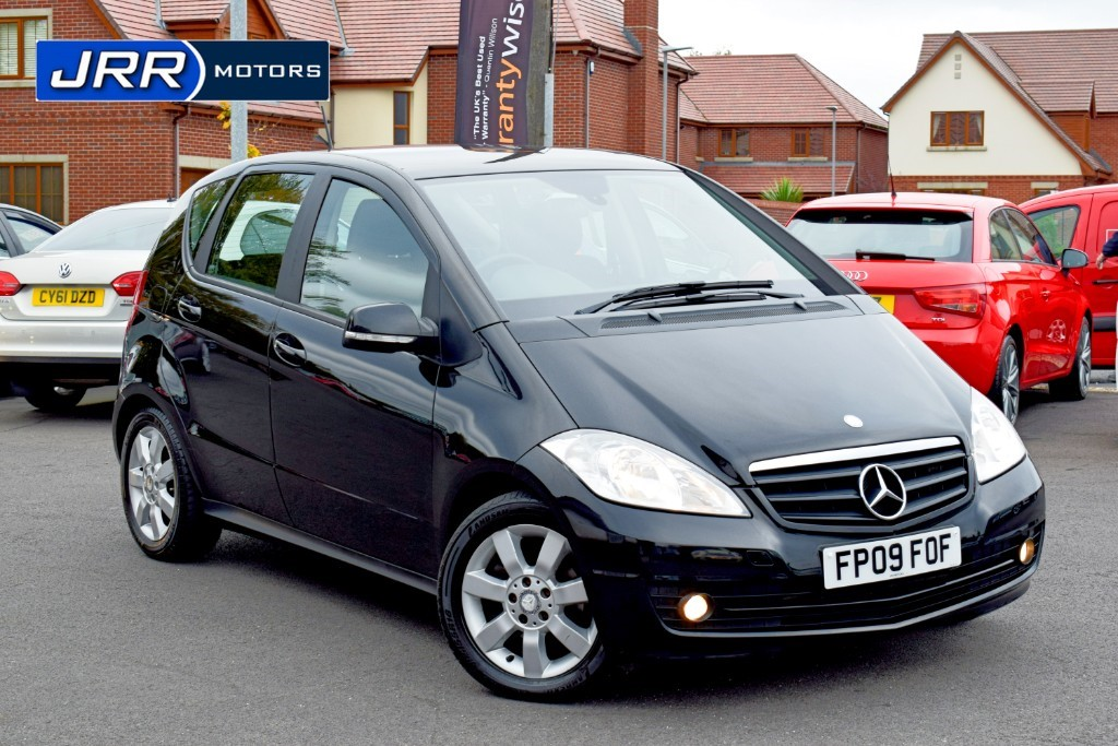 used Mercedes A160 CDI CLASSIC SE in chorley-lancashire