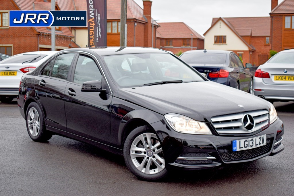 used Mercedes C180 BLUEEFFICIENCY EXECUTIVE SE in chorley-lancashire