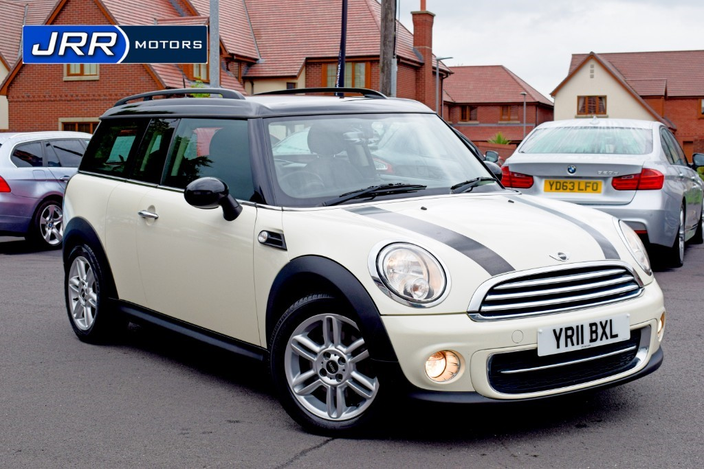 used MINI Clubman COOPER D CLUBMAN in chorley-lancashire