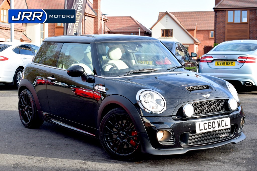 used MINI  JOHN COOPER WORKS in chorley-lancashire