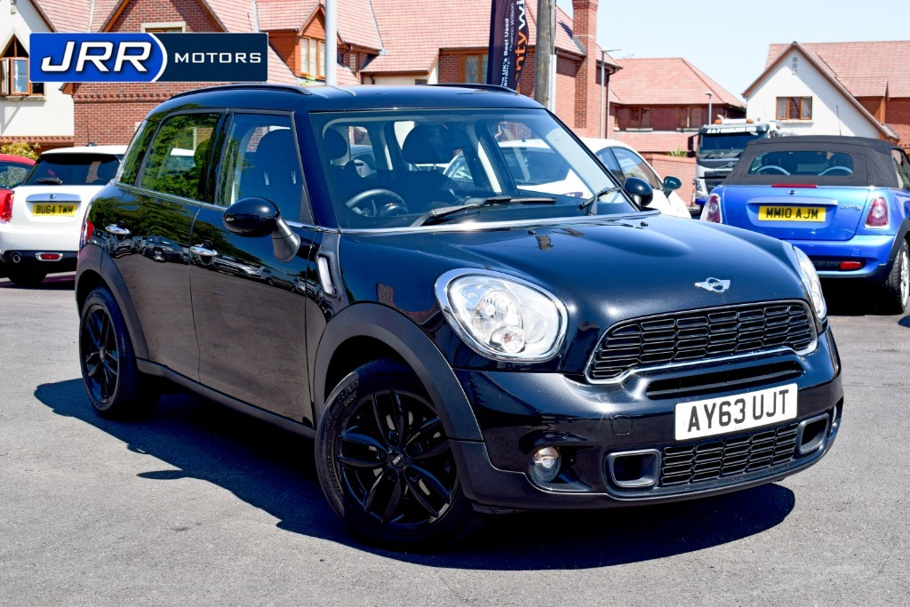 used MINI Countryman COOPER SD in chorley-lancashire