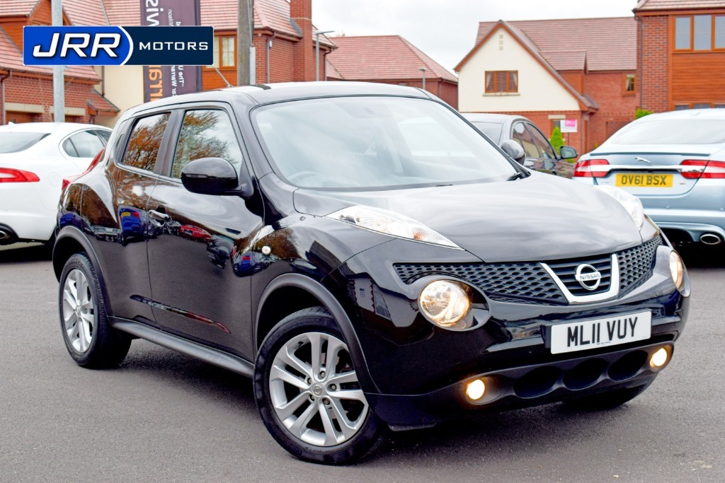 used Nissan Juke ACENTA SPORT in chorley-lancashire