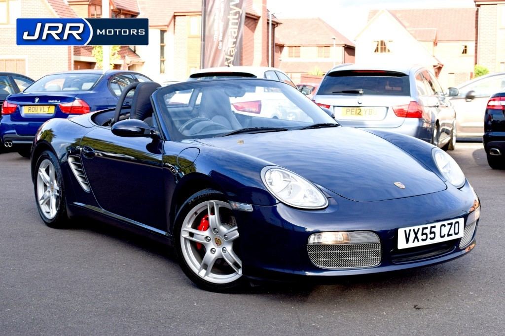 used Porsche Boxster 24V S in chorley-lancashire