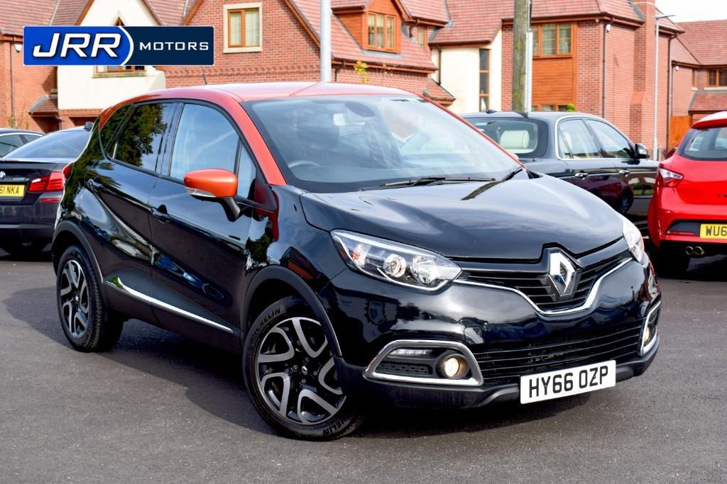 used Renault Captur DYNAMIQUE S NAV DCI in chorley-lancashire