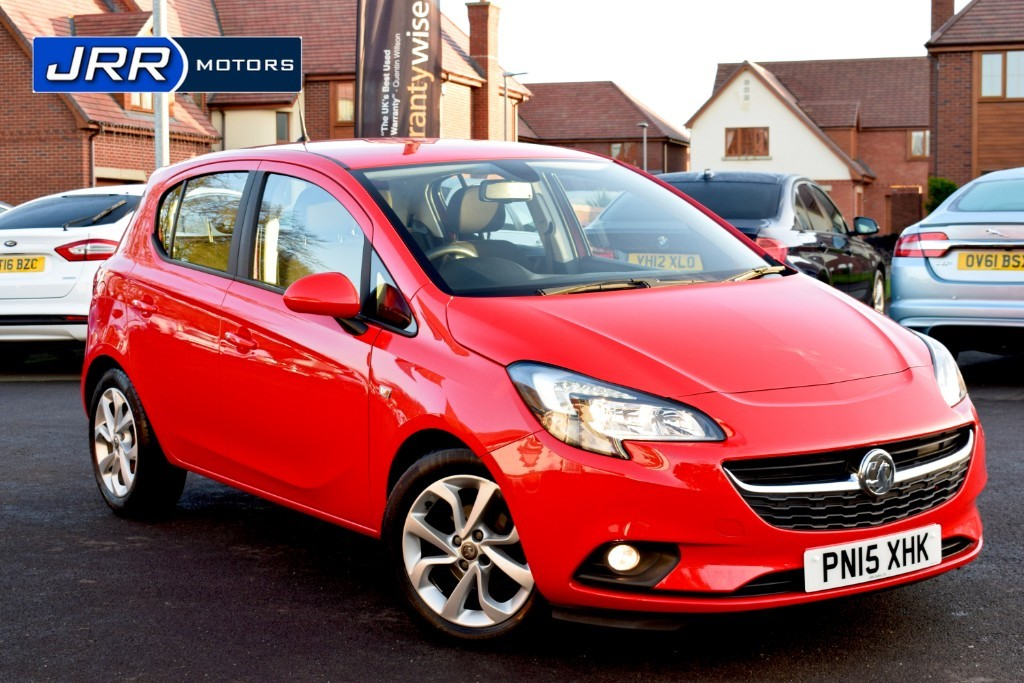used Vauxhall Corsa EXCITE AC in chorley-lancashire