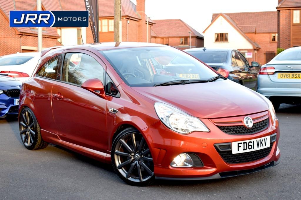 used Vauxhall Corsa VXR NURBURGRING EDITION in chorley-lancashire