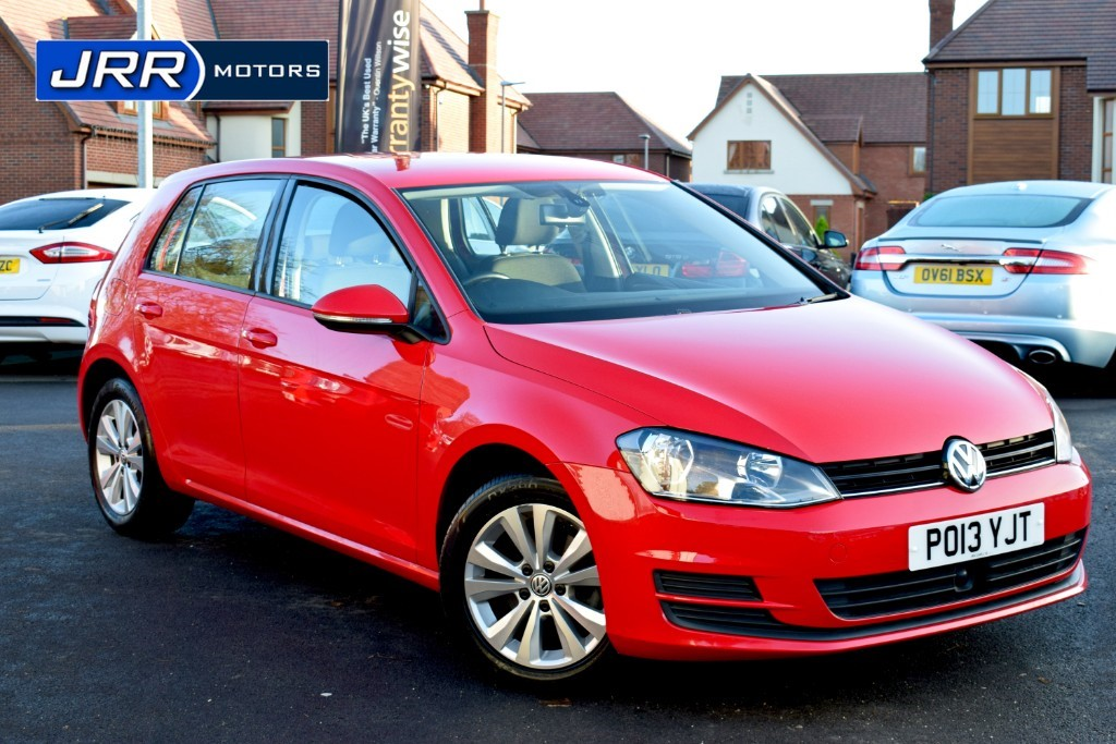 used VW Golf SE TSI BLUEMOTION TECHNOLOGY in chorley-lancashire