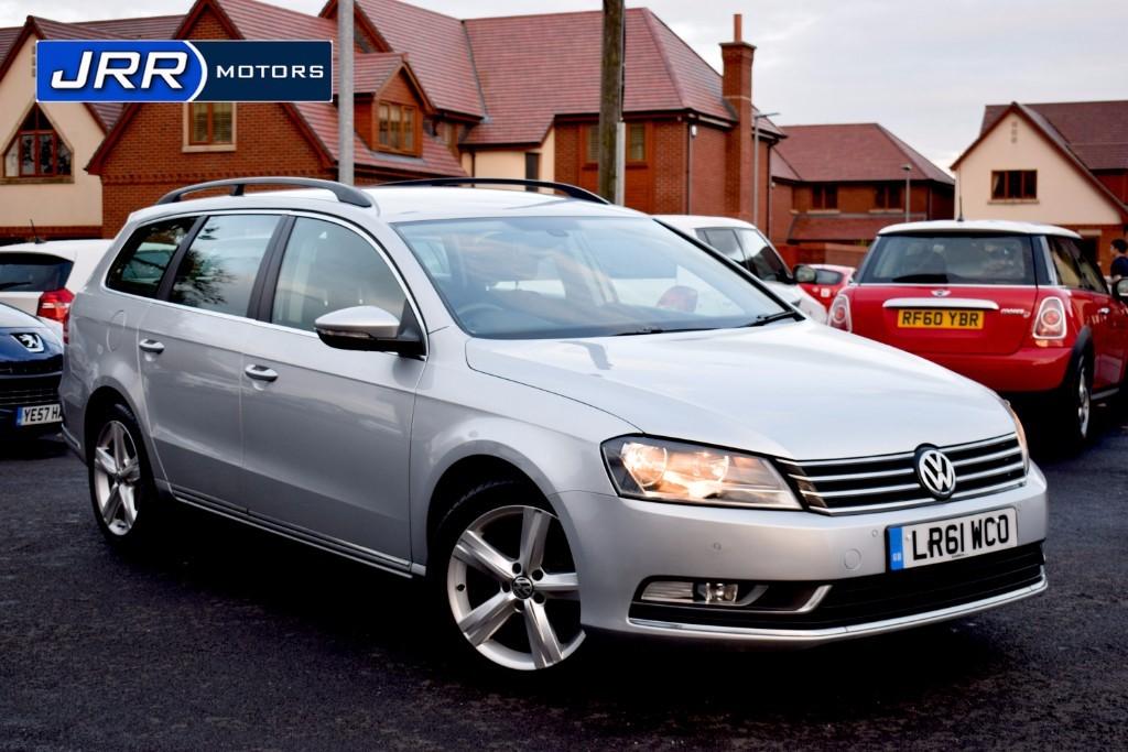 used VW Passat SE TDI BLUEMOTION TECHNOLOGY in chorley-lancashire