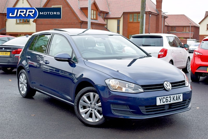 VW Golf SE TDI BLUEMOTION TECHNOLOGY DSG