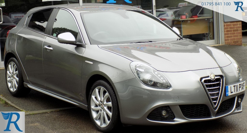 used Alfa Romeo Giulietta TB MULTIAIR VELOCE in sittingbourne-kent