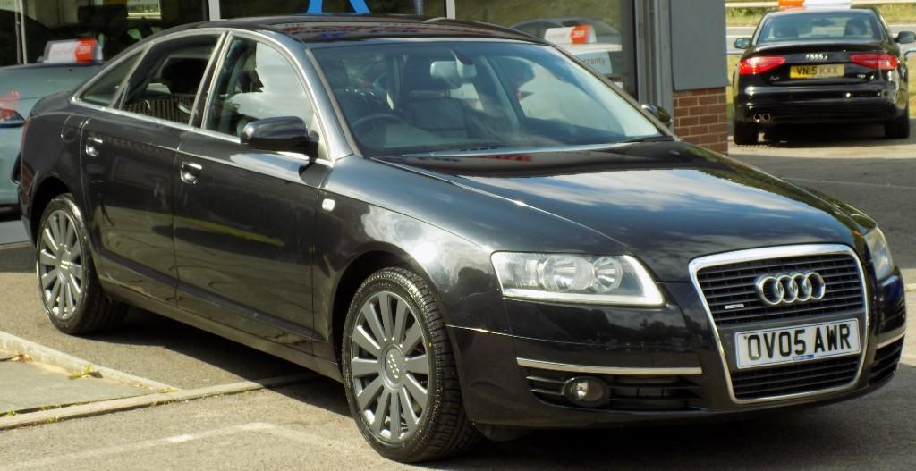 used Audi A6 Saloon TDI QUATTRO SE in sittingbourne-kent