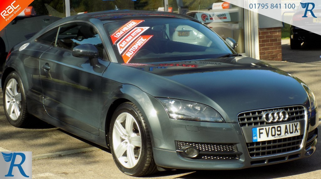 used Audi TT TFSI in sittingbourne-kent