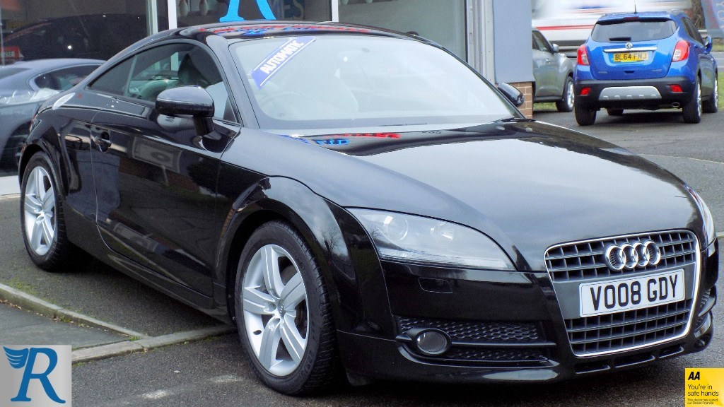 used Audi TT TFSI in sittingbourne-kent