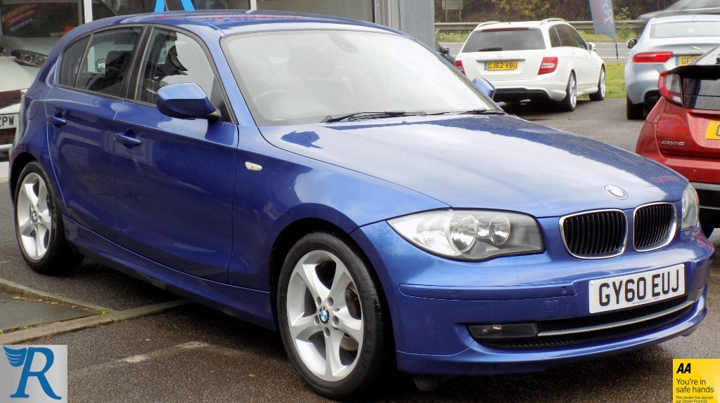used BMW 116d SPORT in sittingbourne-kent