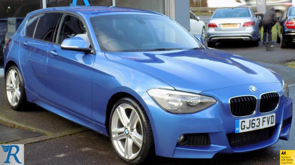 used BMW 116i M SPORT in sittingbourne-kent