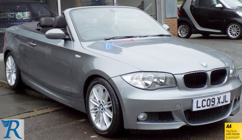 used BMW 118d M SPORT in sittingbourne-kent