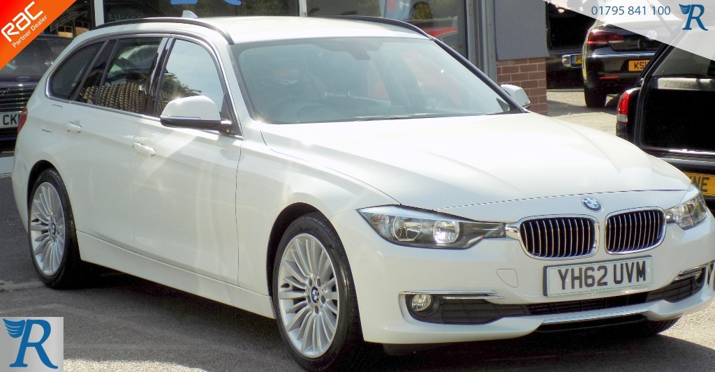 used BMW 320d LUXURY TOURING in sittingbourne-kent