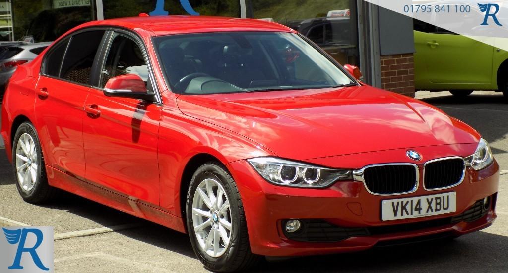 used BMW 320d EFFICIENTDYNAMICS BUSINESS in sittingbourne-kent