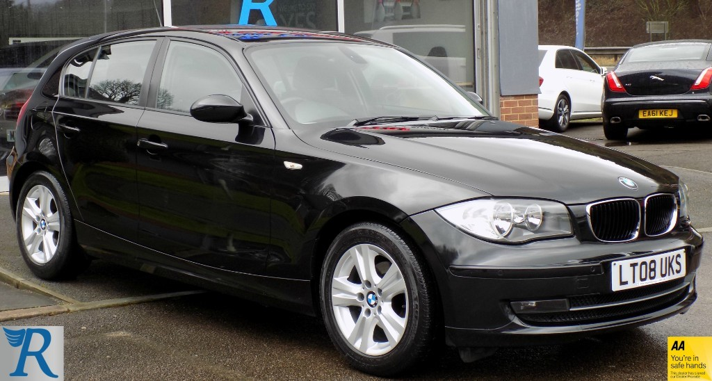 used BMW 116i SE in sittingbourne-kent